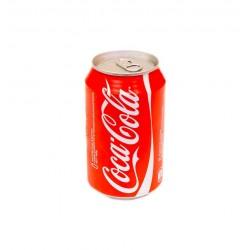 Coca cola 33 cl.