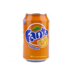 Fanta naranja 22 cl.