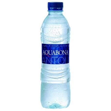 Botella agua 0,5L