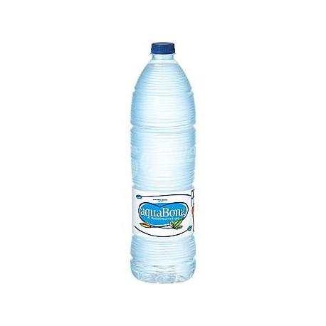 Botella agua 1L