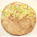 Pan de arabo de roquefort