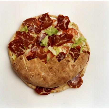 Pan de arabo de lomo