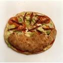Pan de arabo de anchoas