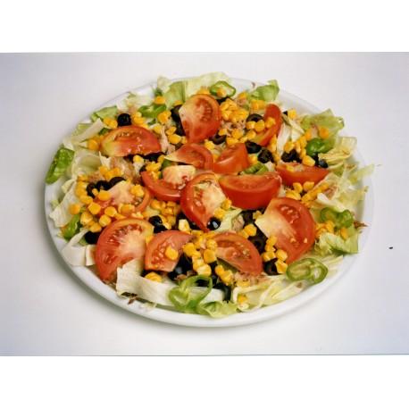 Ensalada - Novelpizza de verdura