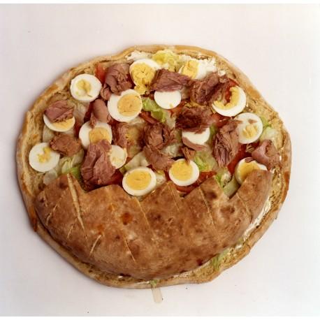 Pan de arabo vegetal